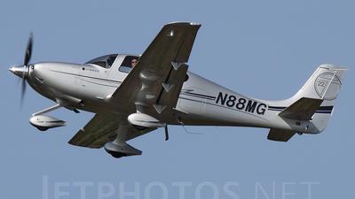 A picture of N88MG - Cirrus SR22T - [0078] - © Joe Osciak