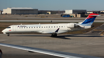 N354CA - Bombardier CRJ-701ER - Delta Connection (Atlantic Southeast Airlines)