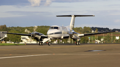 G-ZVIP - Beechcraft B200 Super King Air - Capital Aviation