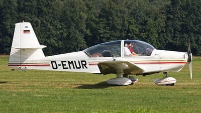 D-EMUR - Sportavia RS-180 Sportsman - Private