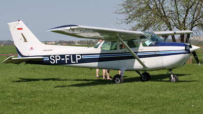 SP-FLP - Reims-Cessna F172P Skyhawk II - Private