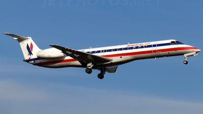 A picture of N832AE - Embraer ERJ140LR - [145627] - © Doug Marsh