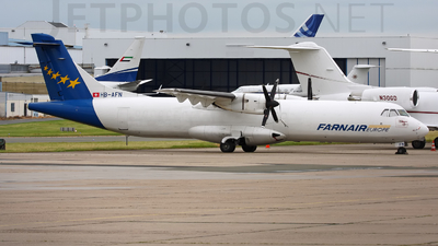 HB-AFN - ATR 72-201(F)(LFD) - Farnair Switzerland