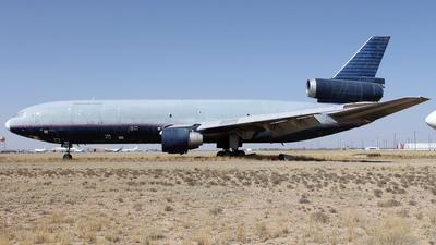 N326FE - McDonnell Douglas DC-10-30(F) - Logistic Air
