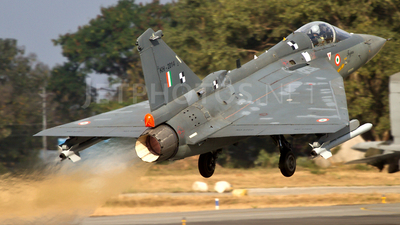 KH2014 - Hindustan Aeronautics LCA Tejas Mk.I - India - Air Force