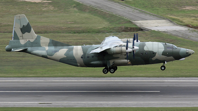 2803 - Shaanxi Y-8F-200 - Venezuela - Air Force