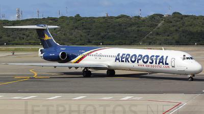 YV445T - McDonnell Douglas MD-82 - Aeropostal - Alas de Venezuela