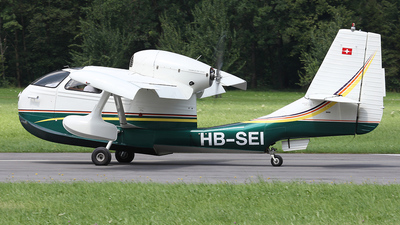 HB-SEI - Republic RC-3 Seabee - Private