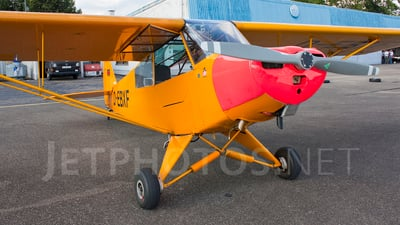 D-EBXF - Piper PA-18-95 Super Cub - Private