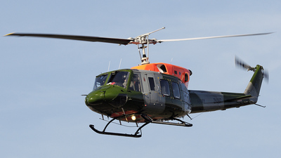 ZK067 - Bell 212 - United Kingdom - Army Air Corps