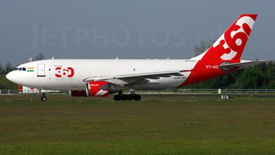 VT-AIO - Airbus A310-324(F) - Deccan 360