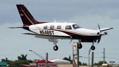 A picture of N546ST - Piper PA46350P Malibu Mirage - [4636554] - © John Magero