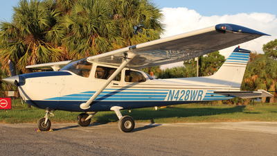 N428WR - Cessna 172S Skyhawk SP - Embry-Riddle Aeronautical University (ERAU)