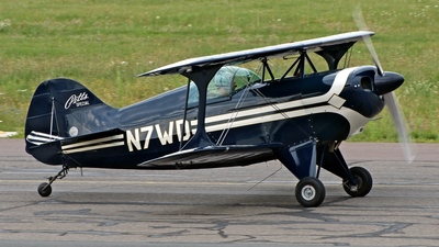 N7WD - Pitts S-1S Special - Private