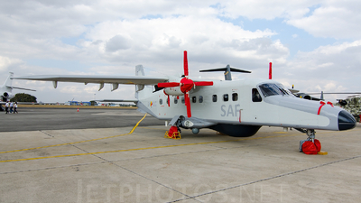 SY010 - Dornier Do-228-201 - Seychelles - Air Force
