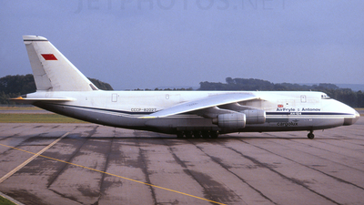 CCCP-82027 - Antonov An-124-100 Ruslan - Antonov Airlines (Air Foyle)