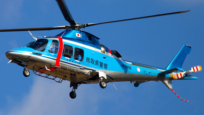 A picture of JA39GE - AgustaWestland AW109SP - [22288] - © Shimizu Brothers