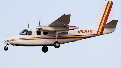A picture of N518TM - Aero Commander 500B - Central Airlines - © Jeremy D. Dando