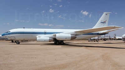 N931NA - Boeing KC-135A Stratotanker - United States - National Aeronautics and Space Administration (NASA)