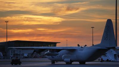 ZS-RSC - Lockheed L-100-30 Hercules - Safair