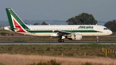 EI-DSN - Airbus A320-216 - Alitalia