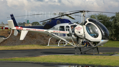 VH-RTC - Hughes 269C - The Helicopter Group