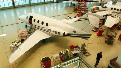 OE-FWW - Raytheon 390 Premier I - Europ Star Aircraft