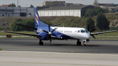 G-CERY - Saab 2000 - Eastern Airways