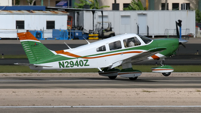 A picture of N2940Z - Piper PA28236 - [287911256] - © Angel Natal