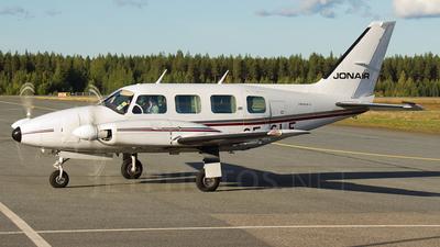 A picture of SEGLE - Piper PA31325 Navajo C/R - [317512056] - © Teemu Pesonen