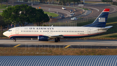 A picture of N432US - Boeing 7374B7 - [24554] - © Mark Stares