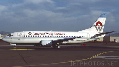 N305AW - Boeing 737-3G7 - America West Airlines