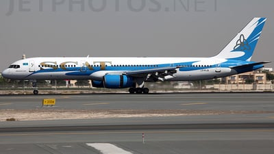 LY-FLG - Boeing 757-204 - Scat Air Company (Small Planet Airlines)