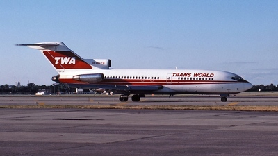 N841TW - Boeing 727-31 - Trans World Airlines (TWA)
