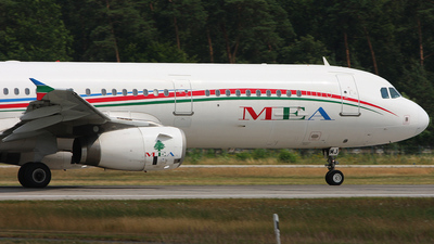OD-RMJ - Airbus A321-231 - Middle East Airlines (MEA)