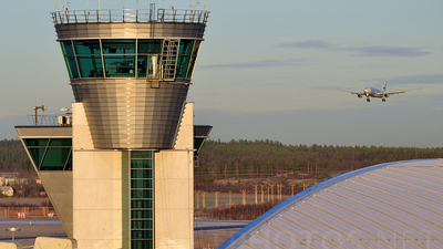 EFHK - Airport - Control Tower