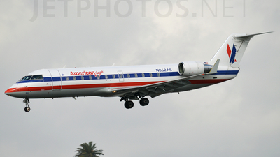 N862AS - Bombardier CRJ-200ER - American Eagle (SkyWest Airlines)