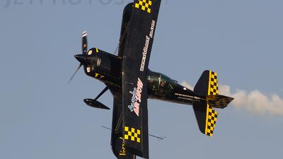 N348JM - Pitts S-1-11B Super Stinker - Private