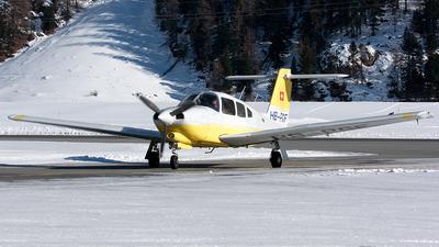 A picture of HBPGF - Piper PA28RT201T Turbo Arrow 4 - [28R8131121] - © Fabrizio Gandolfo