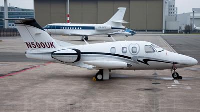 N500UK - Eclipse Aviation Eclipse 500 - Private