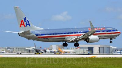 N873NN - Boeing 737-823 - American Airlines
