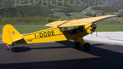 I-DODE - Piper J-3C-65 Cub - Private