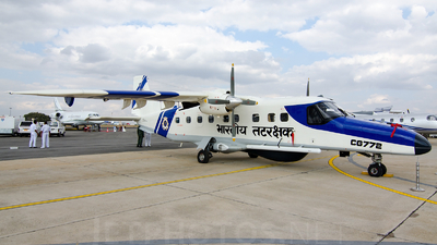 CG772 - Dornier Do-228-201 - India - Coast Guard
