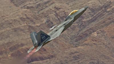04-4071 - Lockheed Martin F-22A Raptor - United States - US Air Force (USAF)