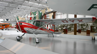 PP-DYX - Cessna 140A - Private