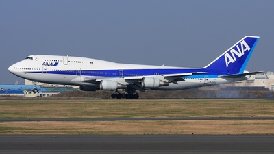 JA8959 - Boeing 747-481D - All Nippon Airways (ANA)