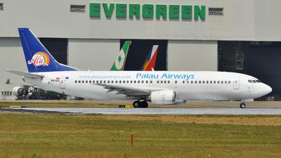 OM-AEX - Boeing 737-4Y0 - Palau Airways (Air Explore)