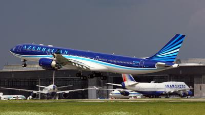4K-AZ86 - Airbus A340-542 - AZAL Azerbaijan Airlines
