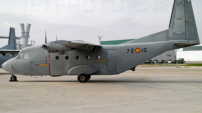 T.12B-71 - CASA C-212-100 Aviocar - Spain - Air Force