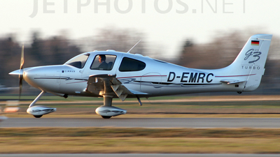 D-EMRC - Cirrus SR22-GTS G3 Turbo - Private